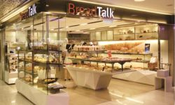 More than 500 units of BreadTalk Store